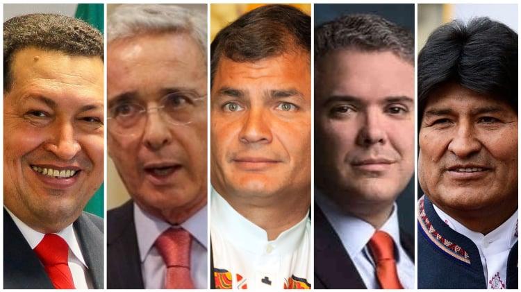 El tercer mundo: Latinoamérica en el limbo