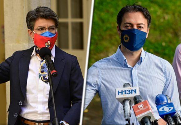 No rotundo de alcaldes a marchas de protesta por detención de Uribe