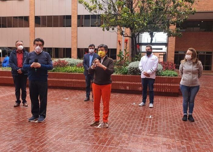 Alcaldesa y Minsalud revelan decisiones para Bogotá