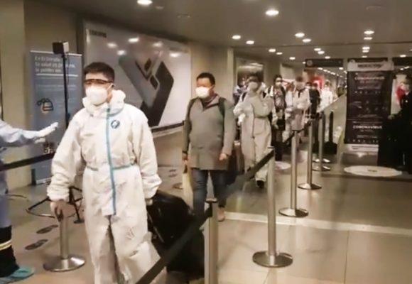 Llegaron los chinos del Metro de Bogotá