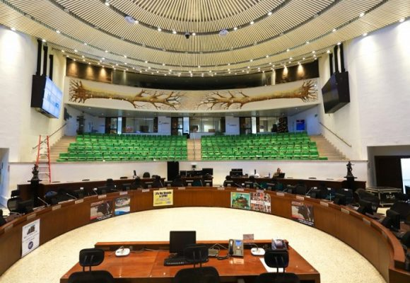 Así se miden los pulsos en el Concejo de Medellín
