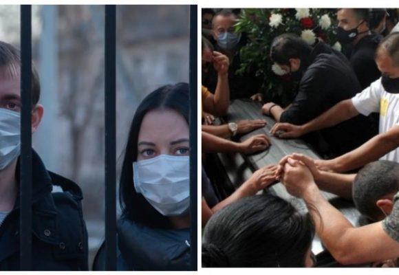 Ritos sociales no, homicidios colectivos sí