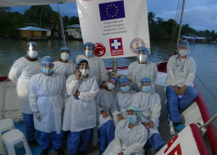 Foto: Barco Hospital