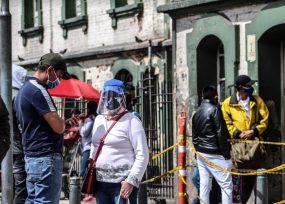 9.935 nuevos contagios y 155 fallecidos más por Covid-19 en Colombia