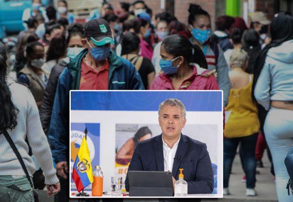El fracaso del Presidente Duque en el manejo de la pandemia