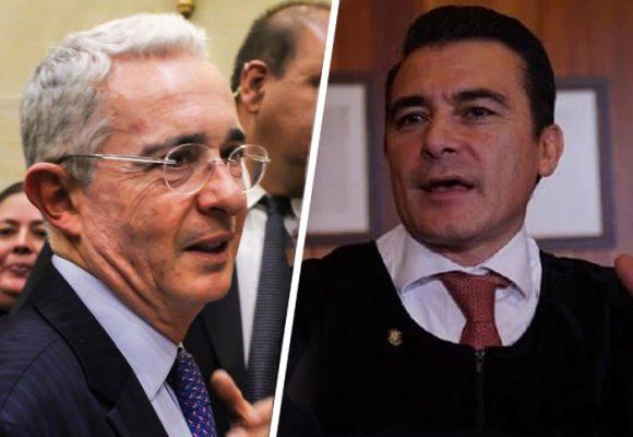 Los cinco magistrados que dictaron la medida de aseguramiento contra Uribe