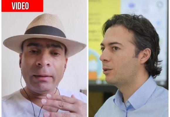Desobediencia civil contra el Alcalde de Medellín