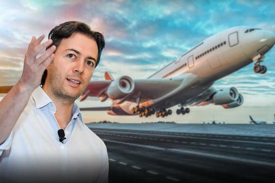 Destrozan a Daniel Quintero por reabrir aeropuertos en Medellín