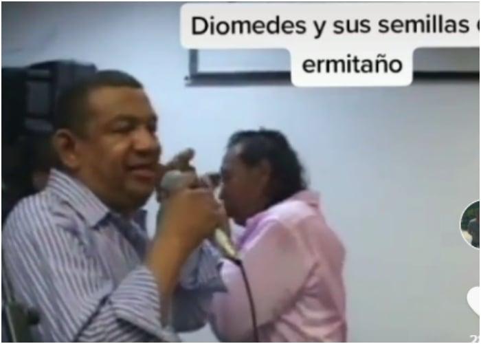 VIDEO: ¿Diomedes consumía drogas?