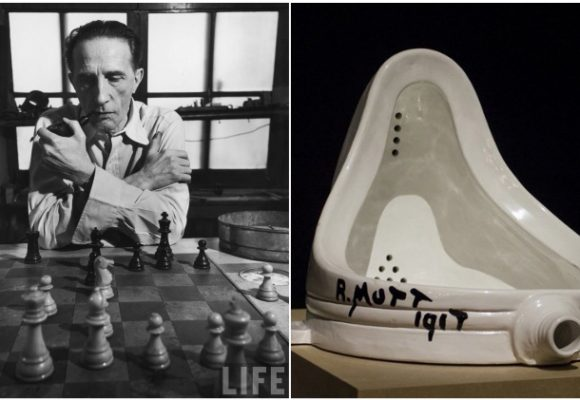 De jugador empedernido a creador del arte contemporáneo