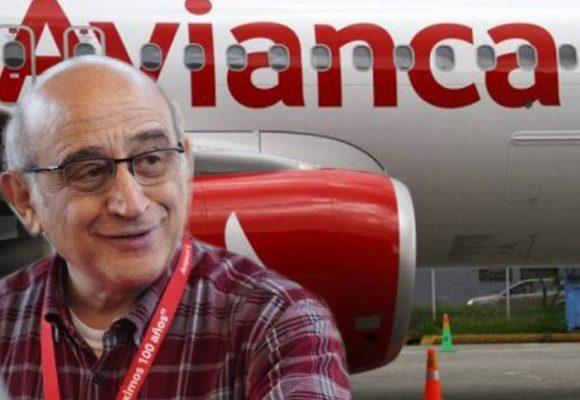 Efromovich no se rinde: regresa por Avianca