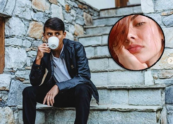 La nueva novia de Egan Bernal