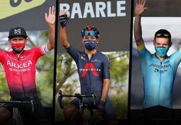 El Tour colombiano a Francia