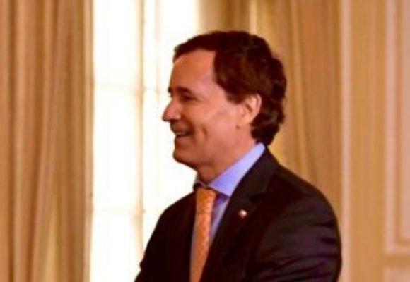 Así fue el ataque a bala contra el embajador de Chile en Colombia