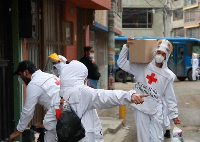 Engativá, un ejemplo de trabajo conjunto en medio de la pandemia