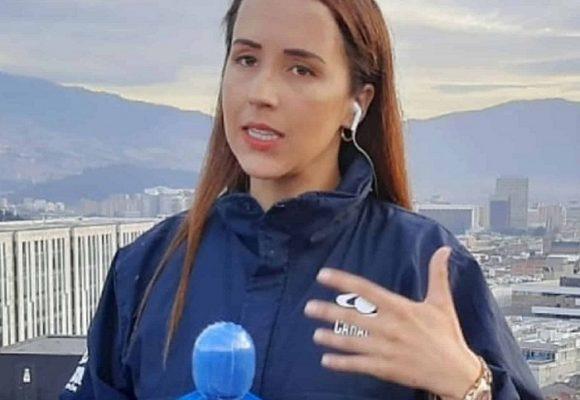 Erika Zapata, la reportera más querida de Colombia