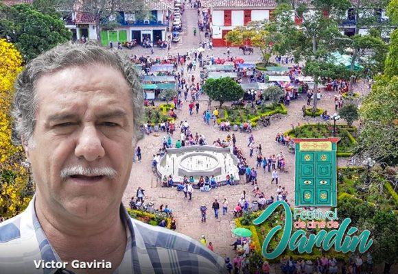 Víctor Gaviria y su Festival de cine de Jardín que el COVID no apagó
