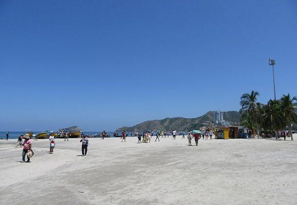 El grito de independencia de Gaira, Santa Marta