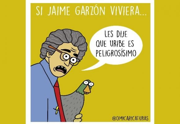 Caricatura: Si Jaime Garzón viviera...
