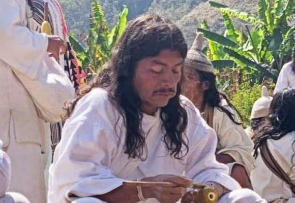 La Covid-19 se lleva al gobernador indígena José de los Santos
