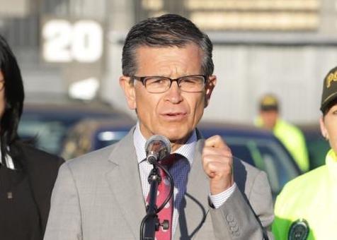 La demora de la prueba Covid al secretario de Seguridad de Bogotá
