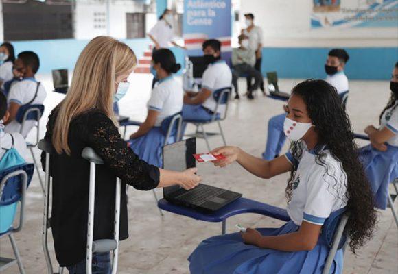 Internet gratuito para estudiantes en el Atlántico