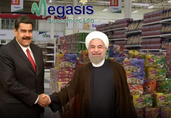 El mercado persa de Nicolás Maduro en el corazón de Caracas