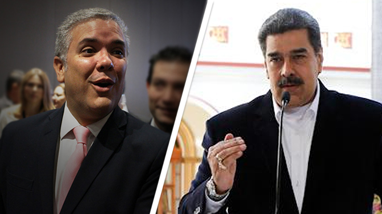 Pobre Duque, cayó primero Uribe que Maduro