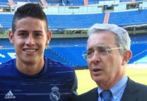 ¡¡Álvaro Uribe al Atlético de Madrid!!