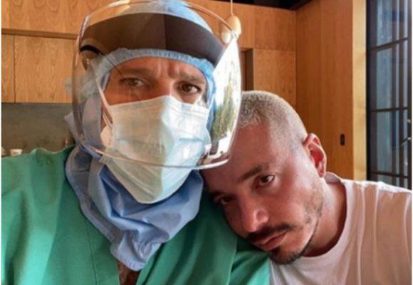 El drama que vivió J Balvin con el Coronavirus