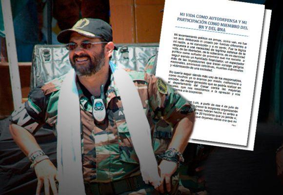 Jorge 40 y su vida de paramilitar en sus propias palabras