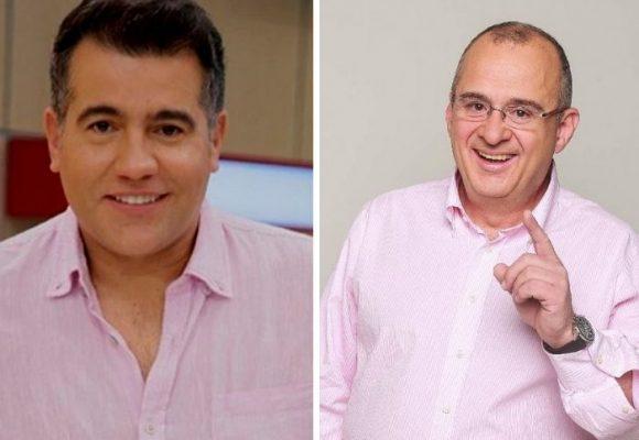 Emberracada de Carlos Calero por que lo compararon con Jota Mario
