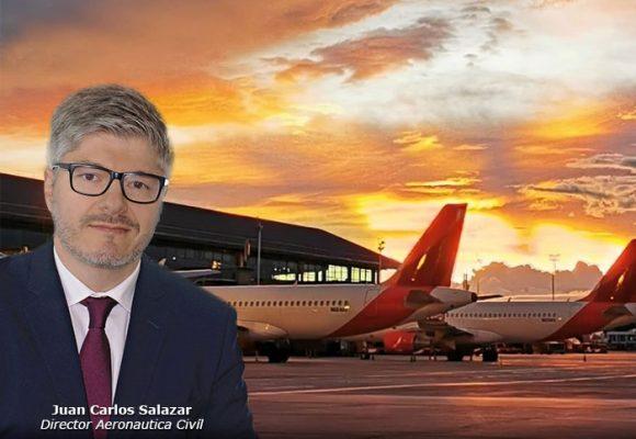 Listos 14 aeropuertos para recibir vuelos nacionales