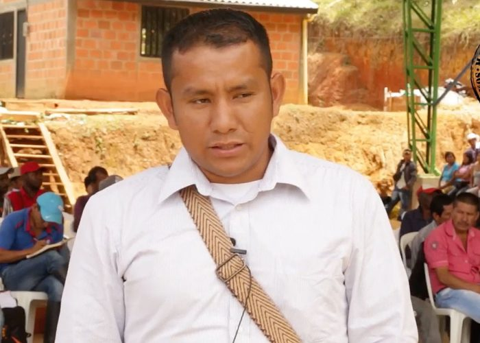 Foto: Marcha patriótica Cauca