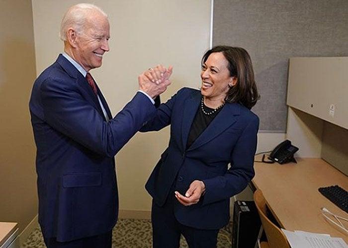 Joe Biden escoge fórmula vicepresidencial: La senadora Kamala Harris