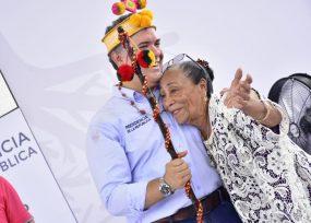 Mama Franca, la poderosa matrona guajira, en estado grave por COVID 19