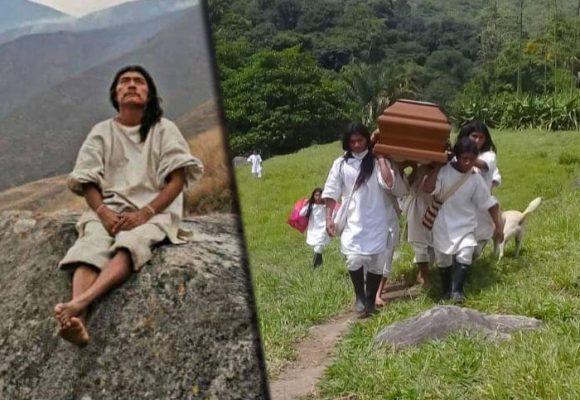 Con la muerte de José de los Santos Sauna Limaco, la Sierra Nevada de Santa Marta llora