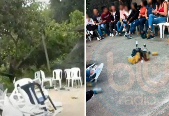 Eran universitarios que estaban en un asado: la verdad sobre la masacre de Samaniego