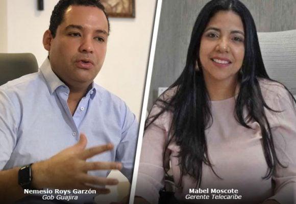 El lío de la gerente de Telecaribe le rebota al Gobernador de La Guajira