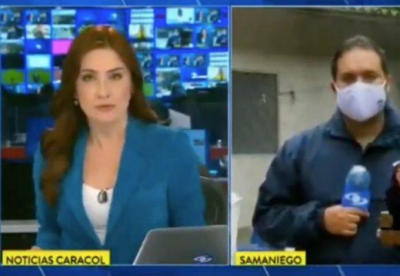 """""""Los jóvenes de Samaniego estaban violando medidas de bioseguridad"""": Caracol TV"""