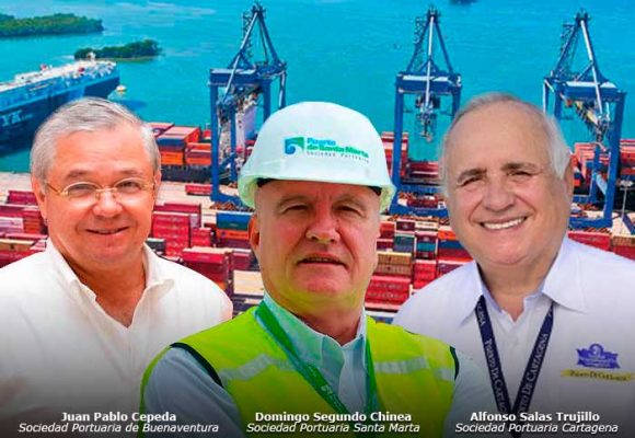 Los puertos que mueven la economía de Colombia