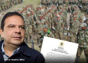 Golpe a Suárez Mira, el ex jefe conservador de Antioquia