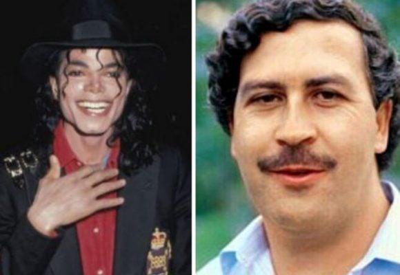 Pablo Escobar estuvo a punto de secuestrar a Michael Jackson