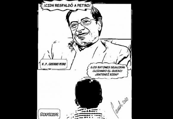 Caricatura: ¿Entendí bien?