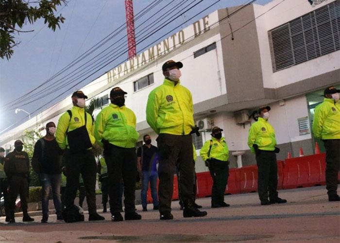 Policía del Atlántico busca ponerle rostro a los ladrones