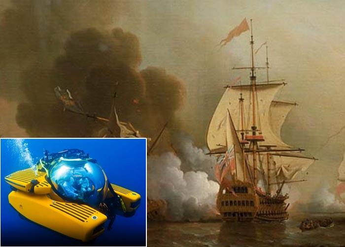 El tesoro del Galeón San José seguirá dormido en el fondo del mar