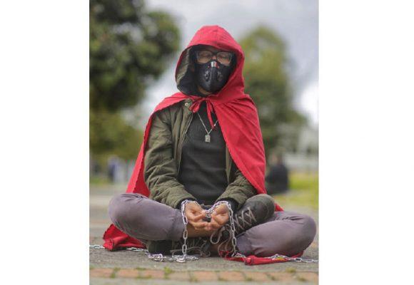Matrícula Cero, petición de estudiantes de la U. Nacional en huelga de hambre