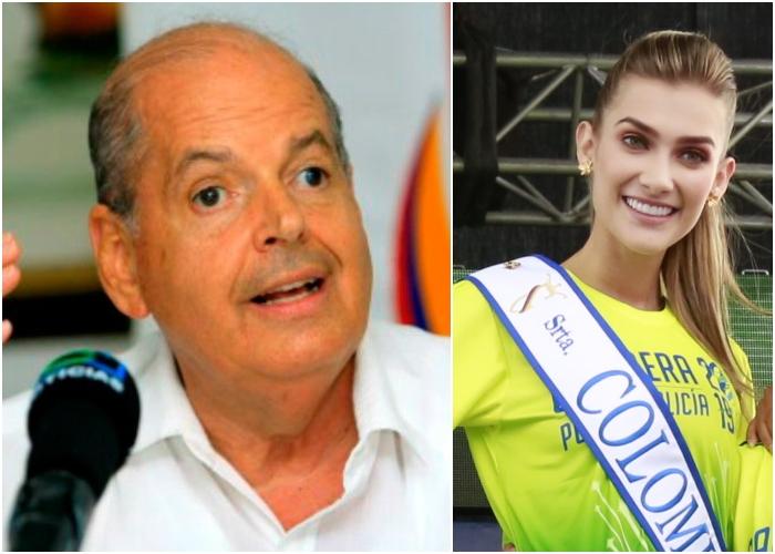 La señorita Colombia se quedó con los crespos hechos