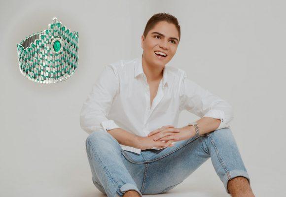 Un barranquillero compite por el diseño de la corona de la nueva Miss Universo Colombia