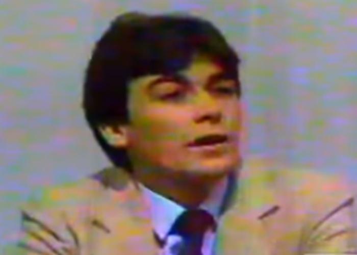 Cuando el magistrado que mandó a la cárcel a Uribe brilló en un programa de Tv